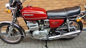 1979 Suzuki GT380 Original uk low mileage For Sale