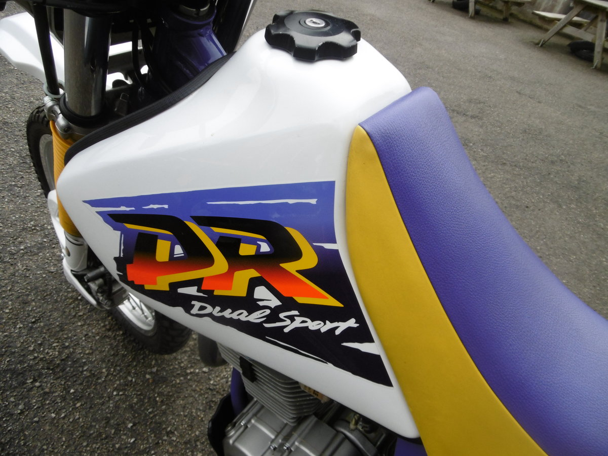 1998 Suzuki DR650SE 8500miles STUNNING and PERFECT  For Sale (picture 4 of 6)
