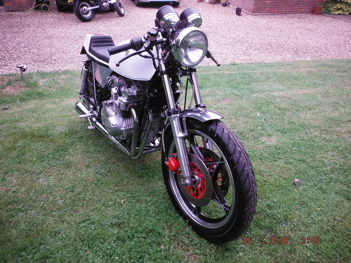 1981 Suzuki gs650 cafe racer For Sale (picture 5 of 6)