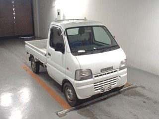 1999 SUZUKI CARRY TRUCK 660CC MANUAL PICKUP * ONLY 14000 MILES *