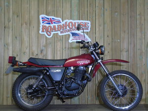 Suzuki SP400 Classic 1980 Undergone Frame Up Restoration  For Sale