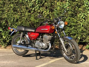 Suzuki GT 500 1976 In Excellent Condition UK Bike  For Sale