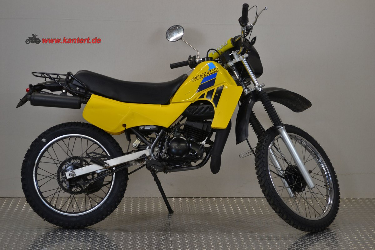 1995 Suzuki TS 50, 50 cc, 3 hp For Sale (picture 1 of 6)