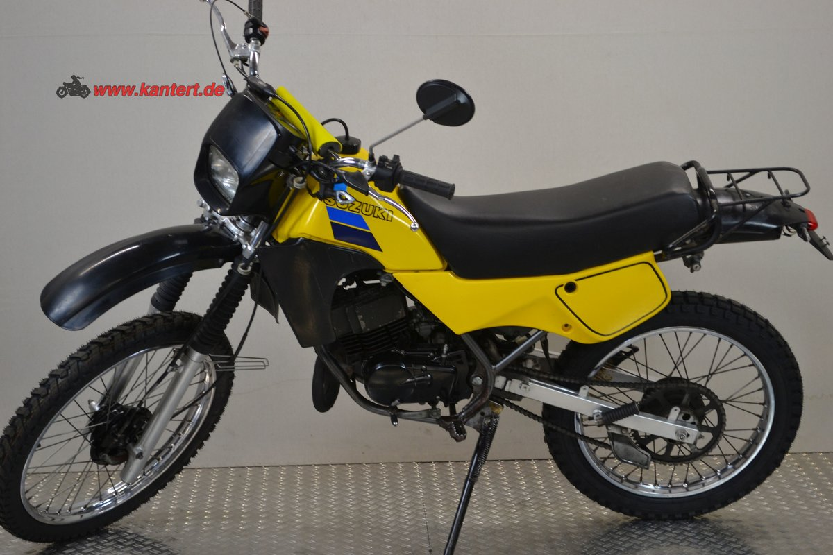 1995 Suzuki TS 50, 50 cc, 3 hp For Sale (picture 2 of 6)