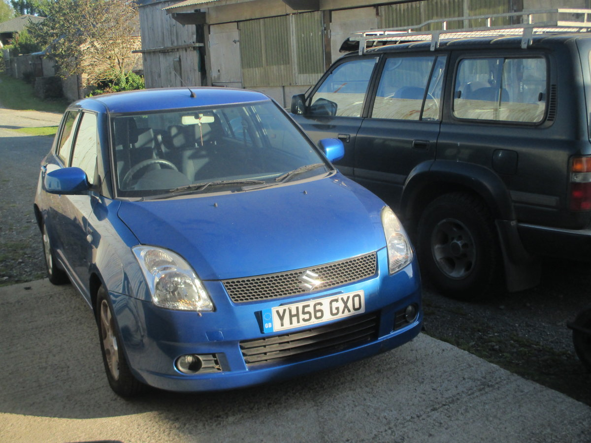 wanted suzuki swift auto  Wanted (picture 1 of 1)