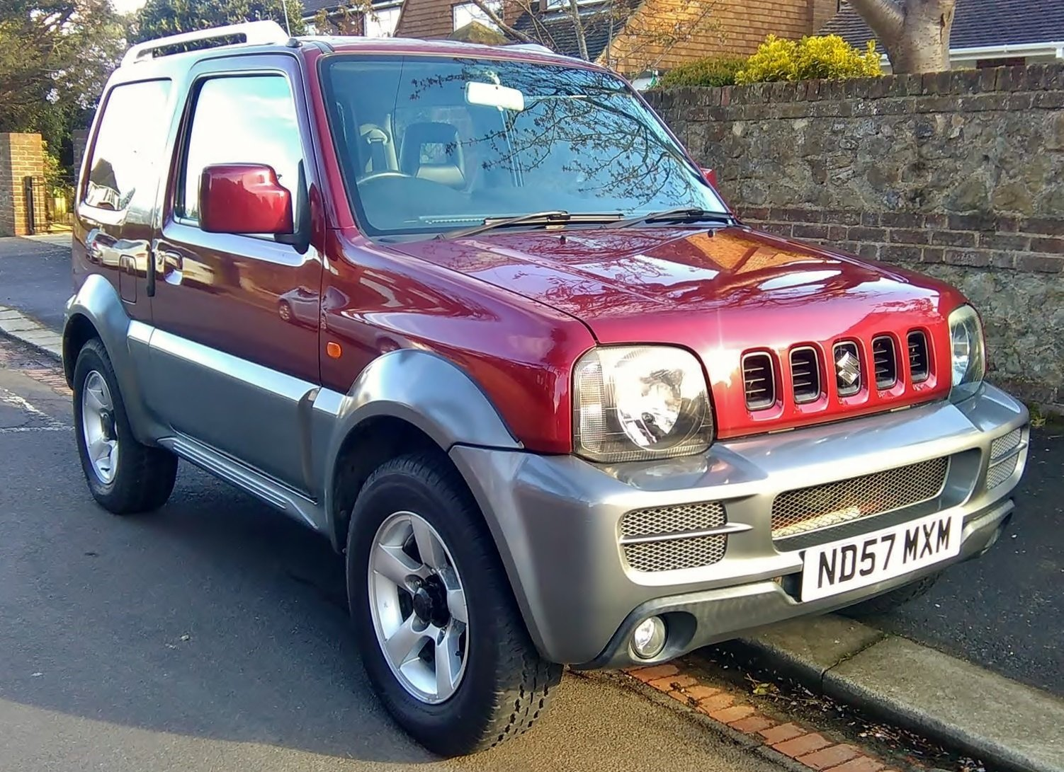 2007 Jimny PX SWAP Car 4x4 Nissan Toyota Jeep Honda Van For Sale (picture 1 of 6)