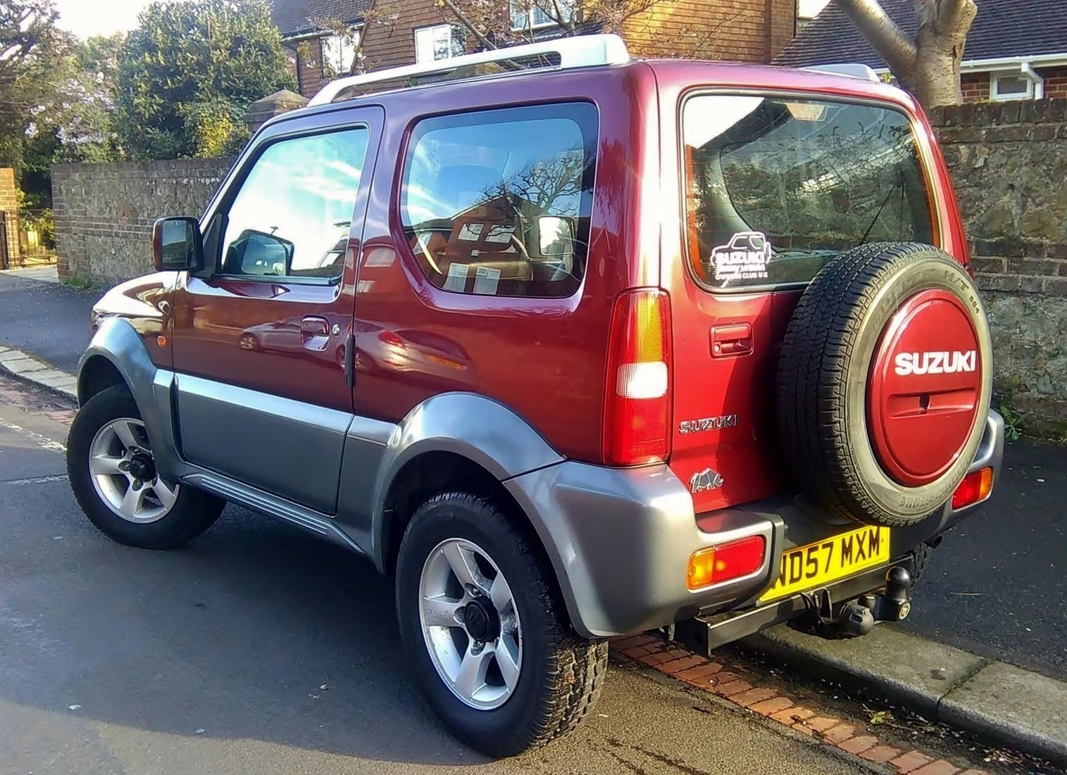 2007 Jimny PX SWAP Car 4x4 Nissan Toyota Jeep Honda Van For Sale (picture 2 of 6)