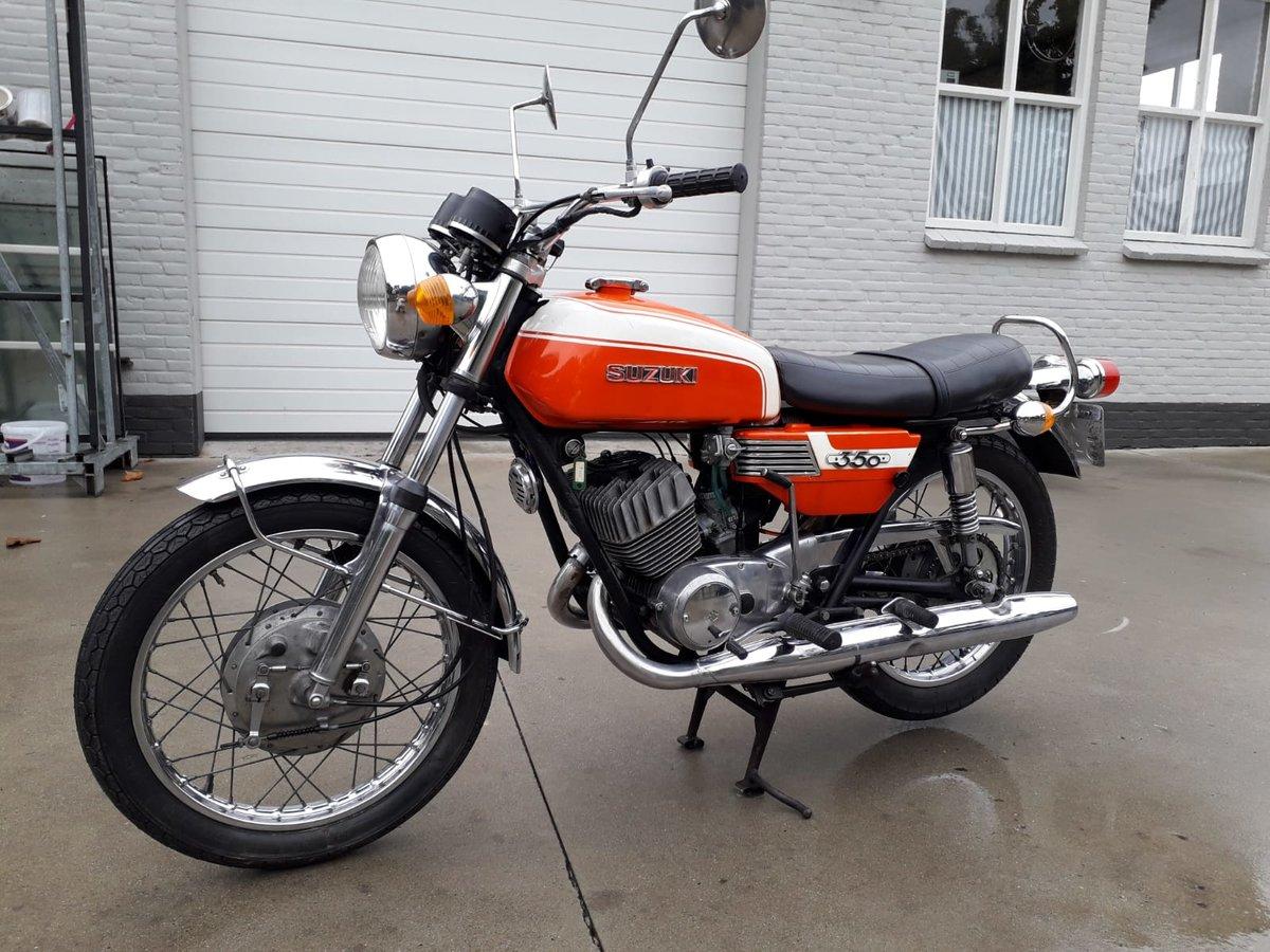 1975 Suzuki T350  For Sale (picture 1 of 3)