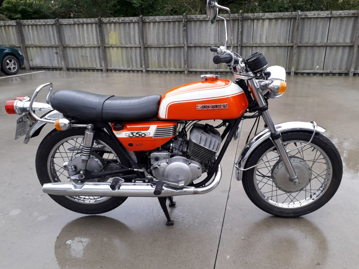 1975 Suzuki T350  For Sale (picture 2 of 3)