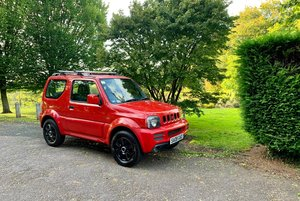 2008 SUZUKI JIMNY JLX! 84K MILES WITH FSH! VVT! For Sale