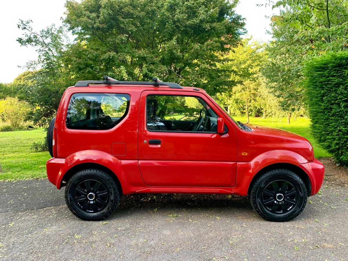 2008 SUZUKI JIMNY JLX! 84K MILES WITH FSH! VVT! For Sale (picture 3 of 6)