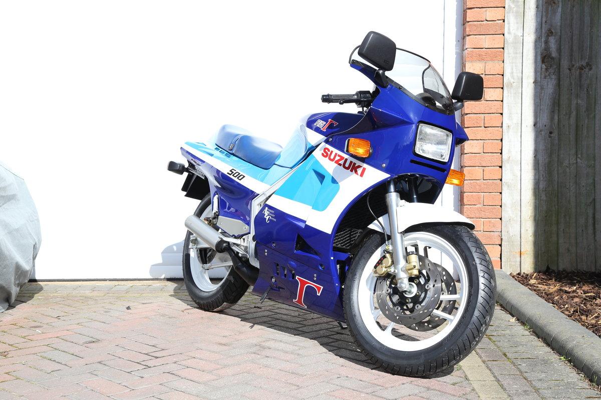1988 Suzuki rg500  For Sale (picture 1 of 6)