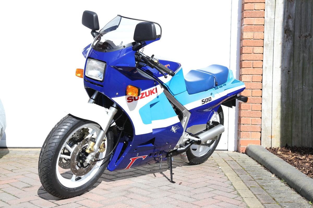 1988 Suzuki rg500  For Sale (picture 2 of 6)