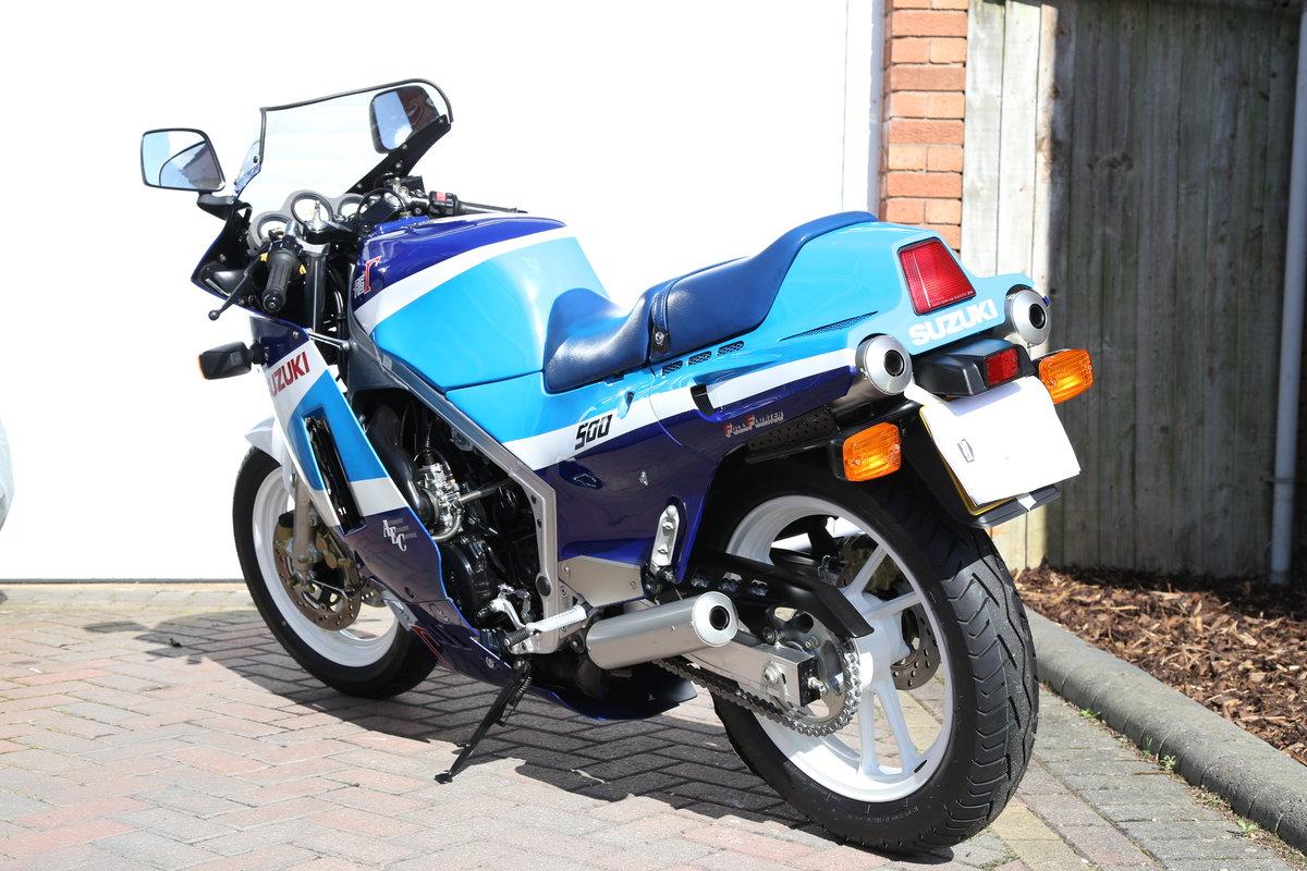 1988 Suzuki rg500  For Sale (picture 3 of 6)