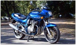 1998 Suzuki 600 bandit just 15k miles!