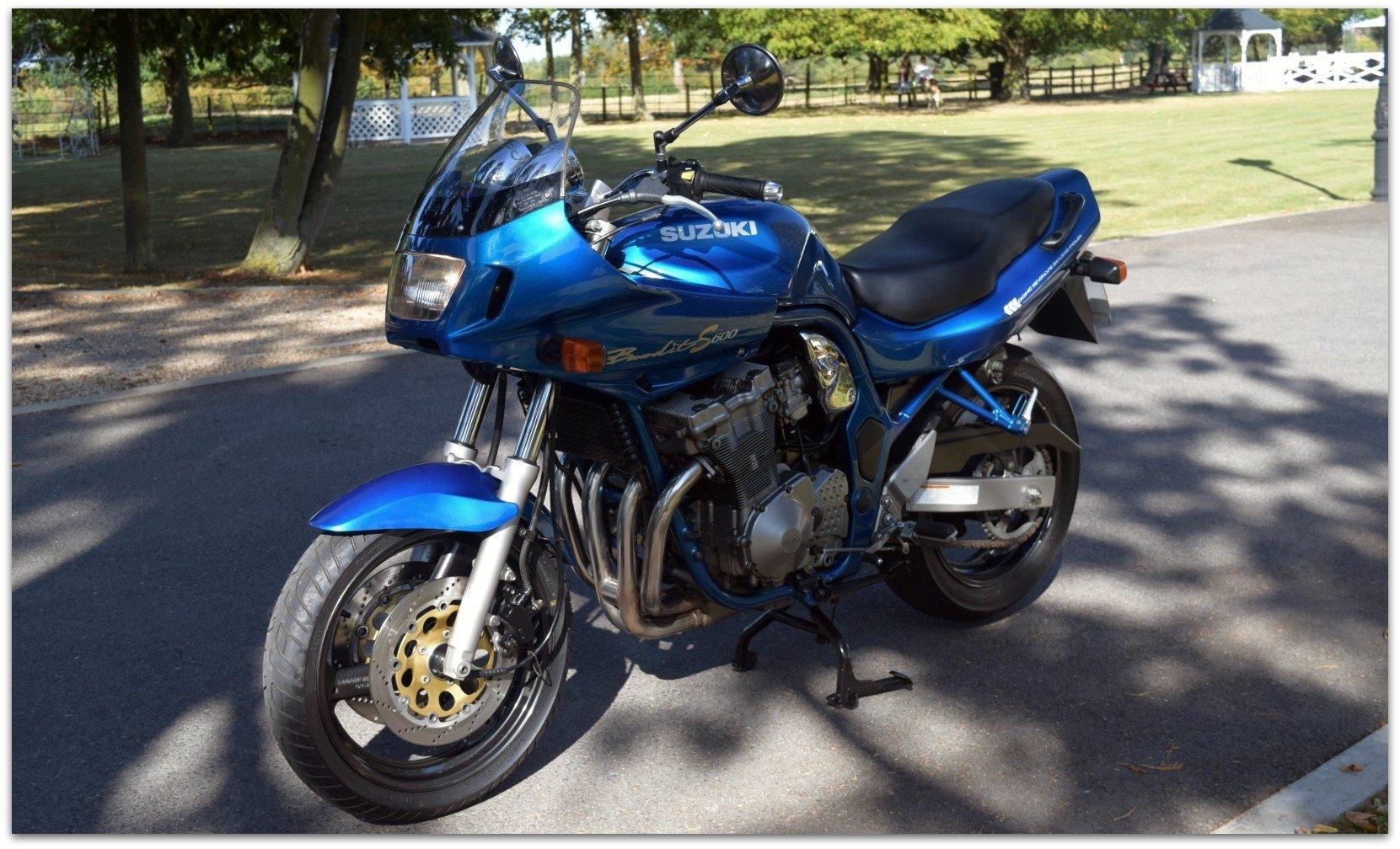 1998 Suzuki 600 bandit just 15k miles! SOLD (picture 2 of 6)