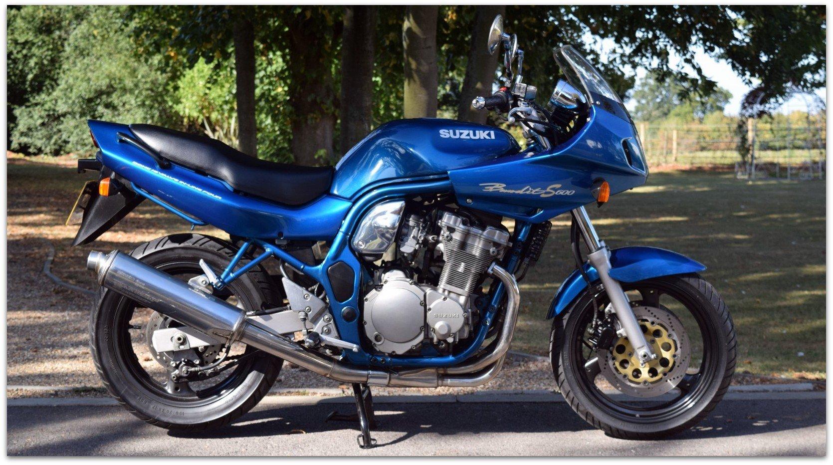1998 Suzuki 600 bandit just 15k miles! SOLD (picture 4 of 6)