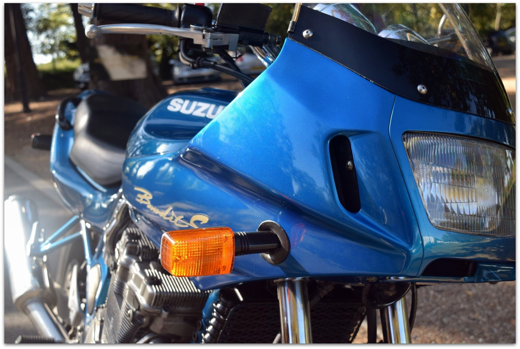 1998 Suzuki 600 bandit just 15k miles! SOLD (picture 6 of 6)