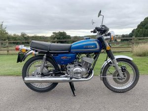1978 Suzuki GT250C For Sale by Auction