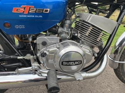 1978 Suzuki GT250C For Sale by Auction (picture 4 of 6)