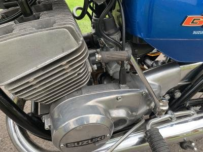 1978 Suzuki GT250C For Sale by Auction (picture 5 of 6)