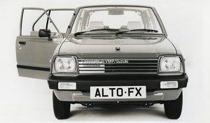 1985 Suzuki Alto series one FX auto 1 owner genuine 12k from new! For Sale