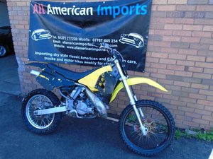 SUZUKI RM250 ENDURO TRAILS BIKE(1989) YELLOW US IMPORT! SOLD