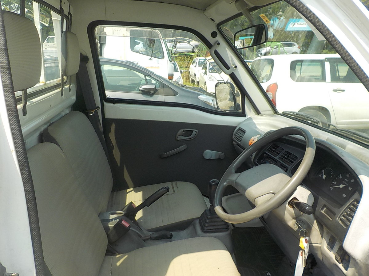 1997 SUZUKI CARRY TRUCK 660CC MANUAL TIPPER 4X4 ONLY 17000 MILES For Sale (picture 3 of 5)