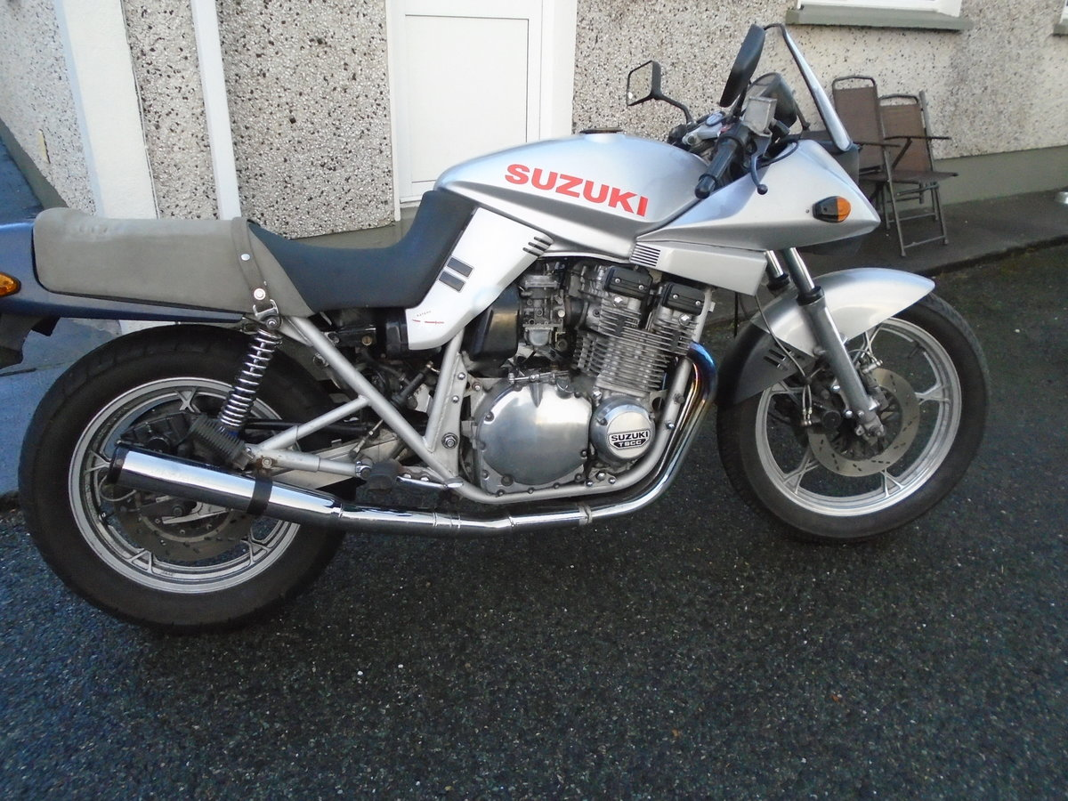 1982 Katana 1100 For Sale (picture 1 of 4)