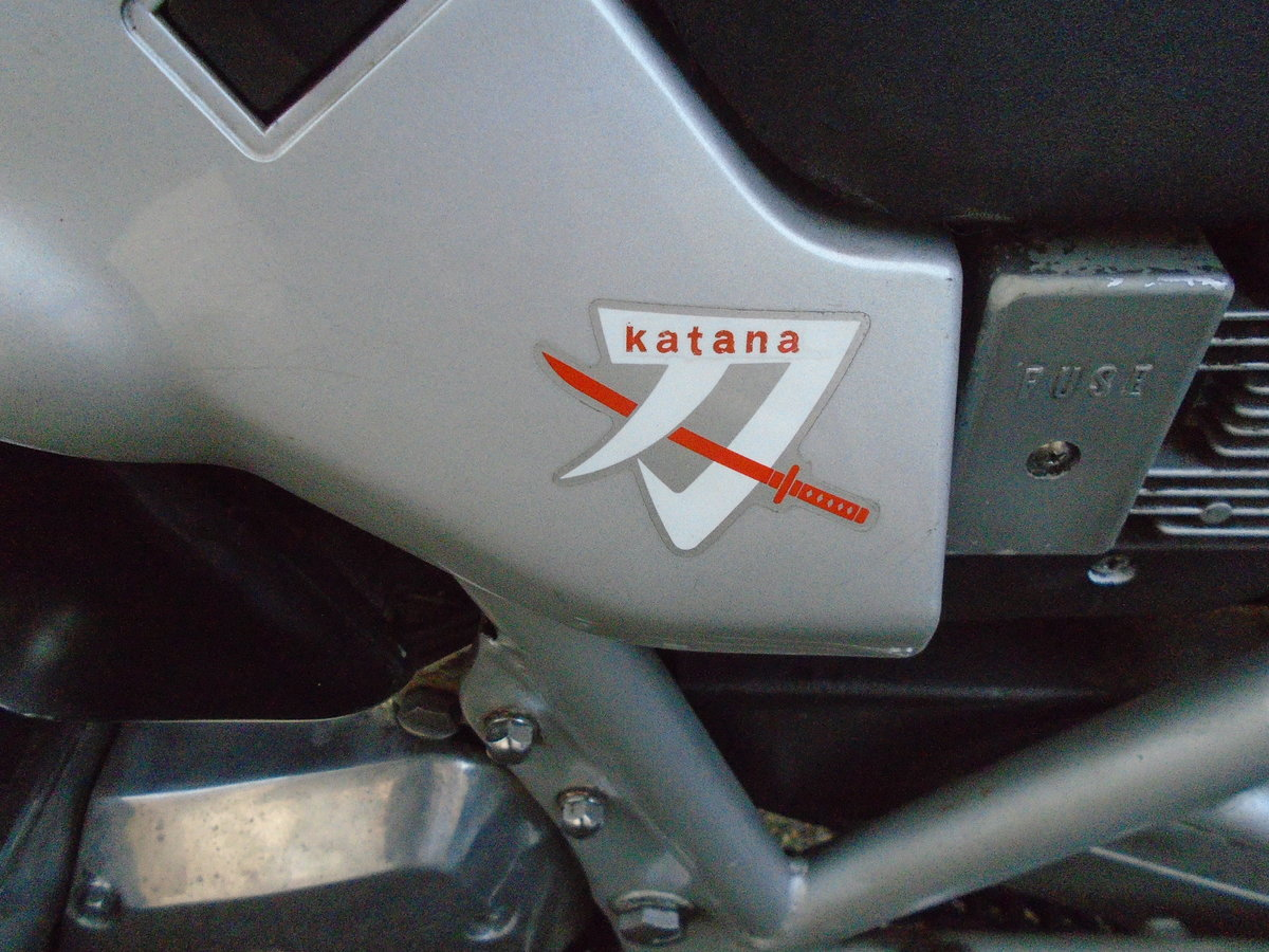 1982 Katana 1100 For Sale (picture 3 of 4)