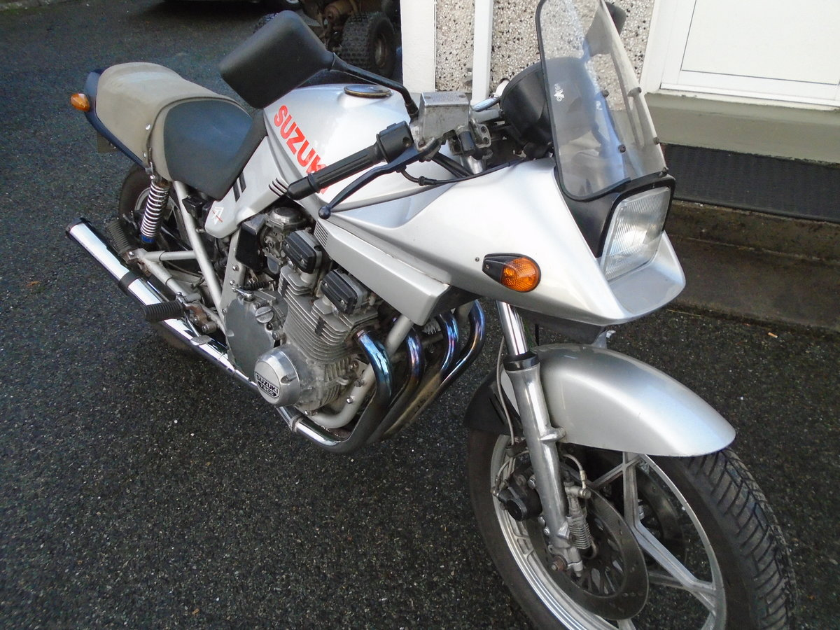 1982 Katana 1100 For Sale (picture 4 of 4)