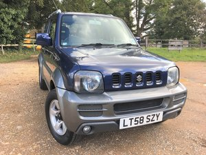 2008 Suzuki Jimny 1.3 JLX Plus Auto 4x4 24500 miles only For Sale