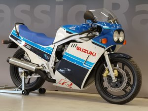 1985 Suzuki GSX-R 750 from , complete restauration
