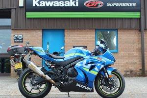 2017 67 Suzuki GSXR 1000 L-7 ABS Moto GP Supersport
