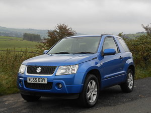 2005 Suzuki Grand Vitara 1.6 VVT+ 3DR New Shape SOLD