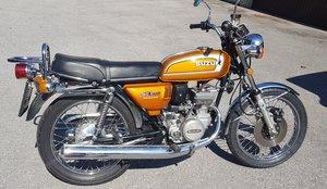 1974 Suzuki GT 125 rare