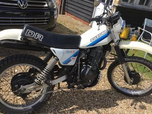 1982 SUZUKI DR 400 For Sale