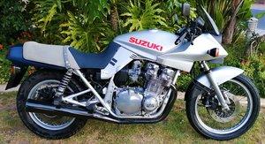1982 E27 Suzuki GSX1100SXZ Katana Extremely Rare