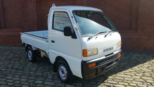 1995 SUZUKI CARRY PICK UP * ONLY 15191 MILES 4 WHEEL DRIVE 4X4 For Sale (picture 2 of 6)