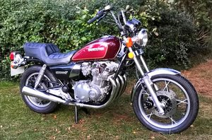 1981 Suzuki GS 1000 L Custom Excellent Condition MOT