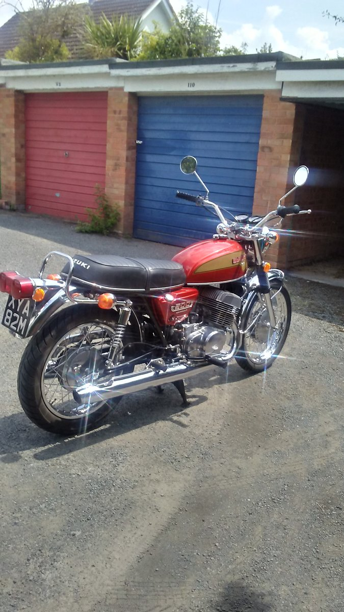 Suzuki T500 Titan For Sale (picture 2 of 4)