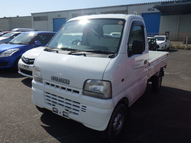 1999 SUZUKI CARRY TRUCK 660CC MANUAL PICKUP * ONLY 14000 MILES * For Sale (picture 1 of 5)