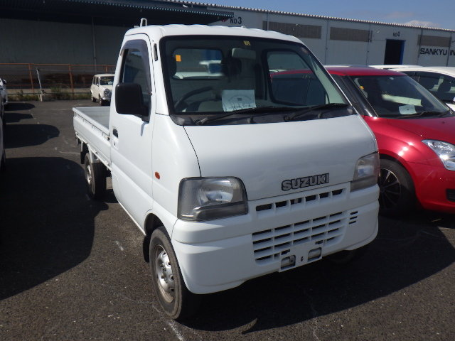 1999 SUZUKI CARRY TRUCK 660CC MANUAL PICKUP * ONLY 14000 MILES * For Sale (picture 2 of 5)