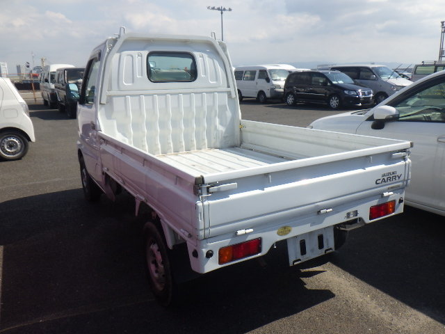 1999 SUZUKI CARRY TRUCK 660CC MANUAL PICKUP * ONLY 14000 MILES * For Sale (picture 4 of 5)
