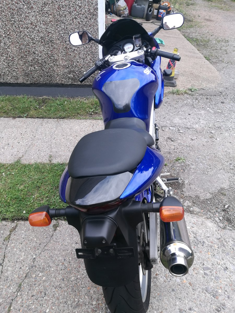 1999 Suzuki SV650s  low mlg tuned For Sale (picture 3 of 6)