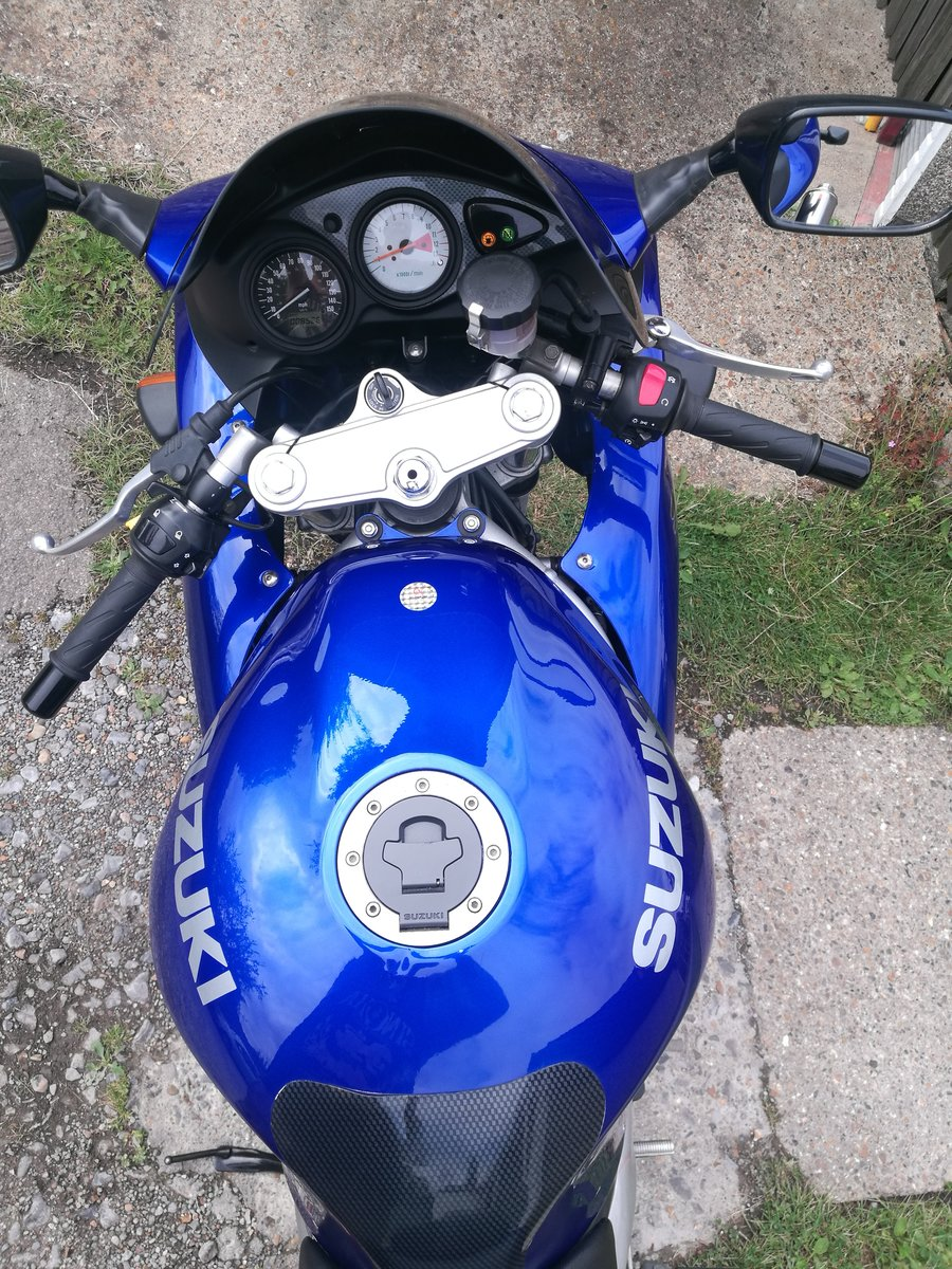1999 Suzuki SV650s  low mlg tuned For Sale (picture 5 of 6)