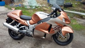 2000 GSX1300 R Hayabusa  Gen 1 For Sale