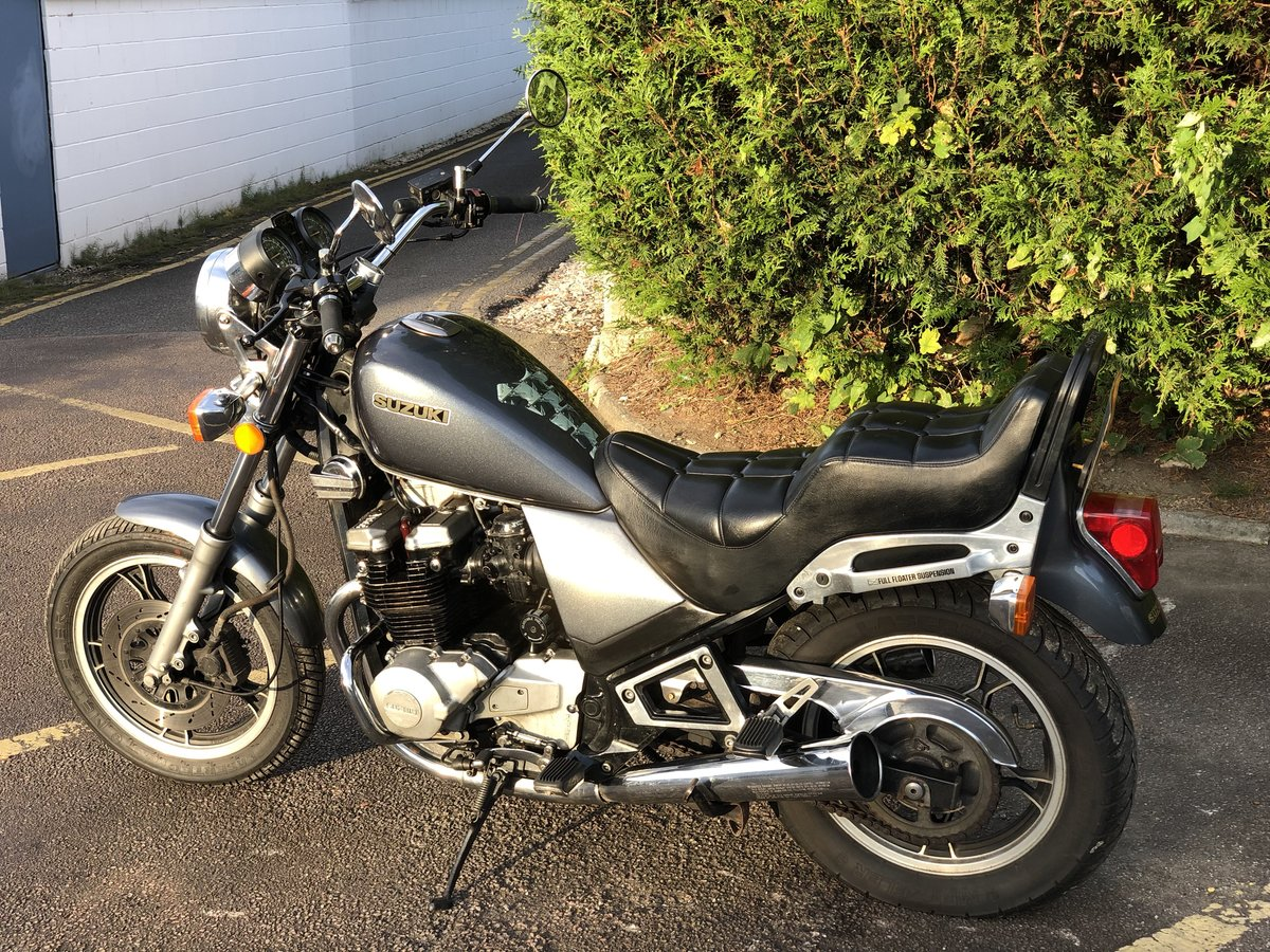 Suzuki GS550L 1983. In good usable condition 8489 Miles For Sale (picture 6 of 6)