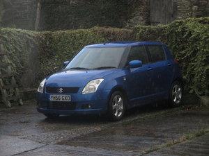 2006 suzuki swift auto