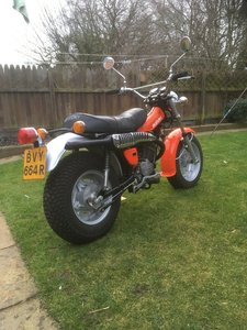1977 Suzuki rv125 For Sale